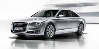 Audi A8 Hizmetleri